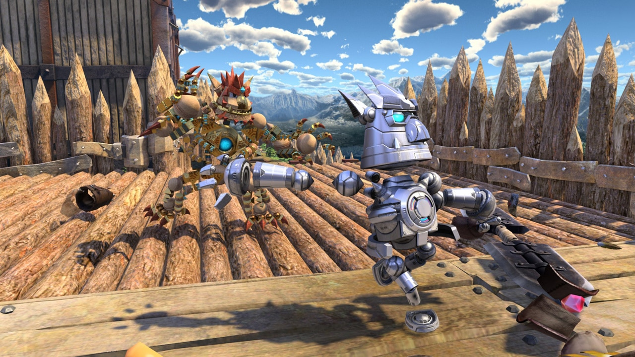 Knack Screenshot 2