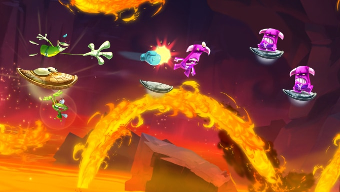 Rayman Legends Analisis 3