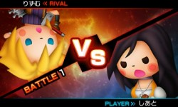 Theatrhythm Final Fantasy Curtain Call Versus