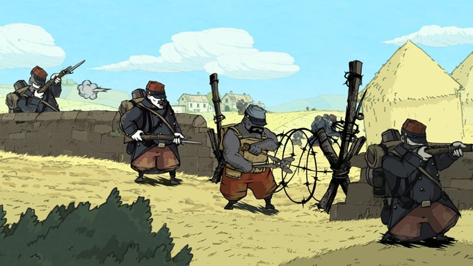 Valiant Hearts Screenshot
