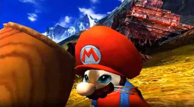 mario monster hunter