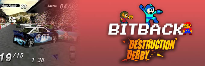 ARTICULO BITBACK destruction derby