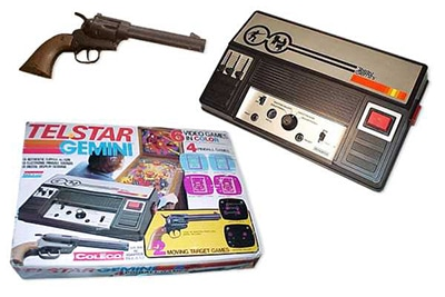 Coleco Telstar pack