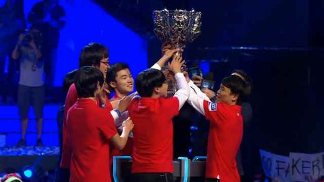 SKT1 league of legends