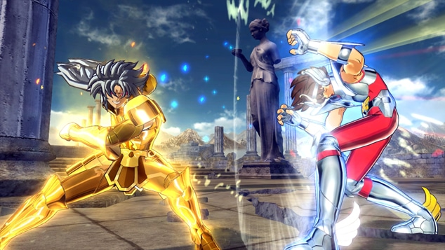 Saint Seiya BS-1