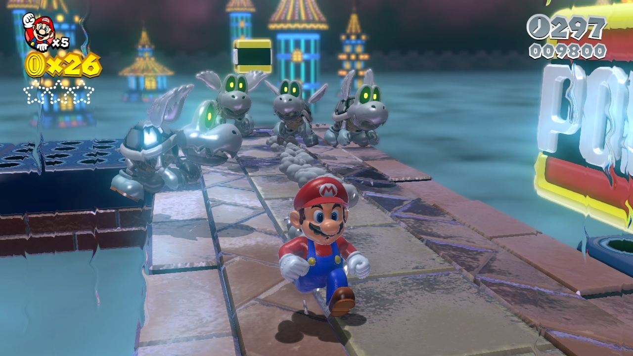 Super Mario 3D World Screenshot 25