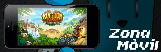 ZONA MOVIL kingdom rush frontier
