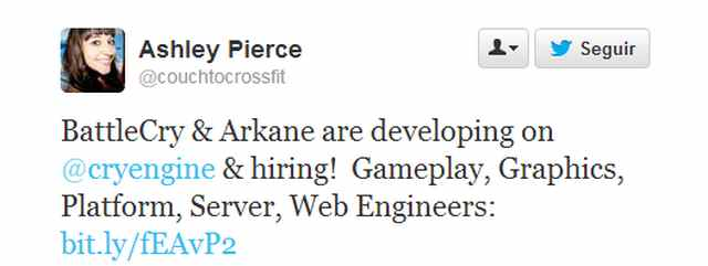 ashley pierce zenimax arkane cryengine