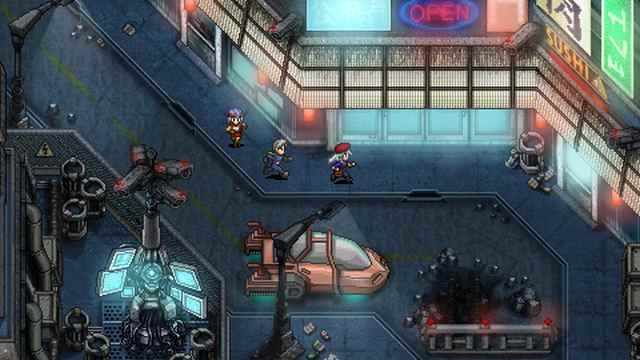 cosmic star heroine gameplay
