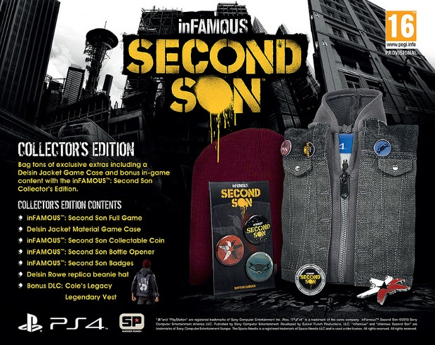 inFAMOUS Second Son Interior