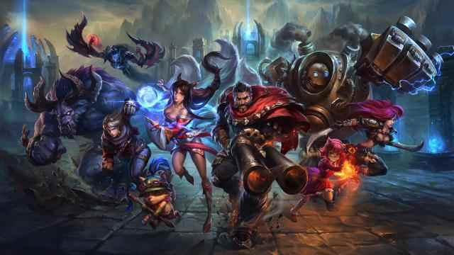 league of legends s4