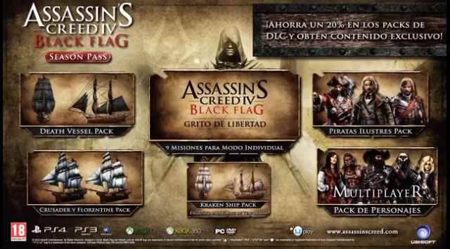 pase temporada assassins 4