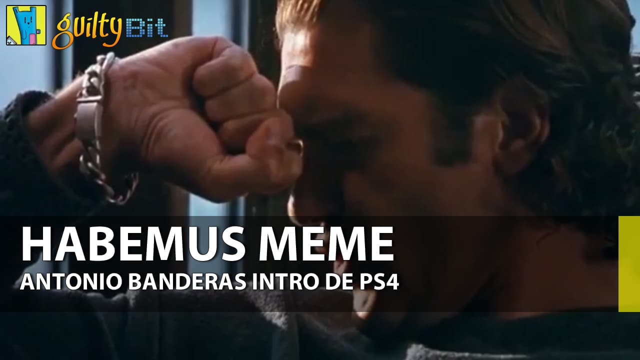 Antonio Banderas Gif Ps4 - Viewing Gallery Antonio Banderas Meme