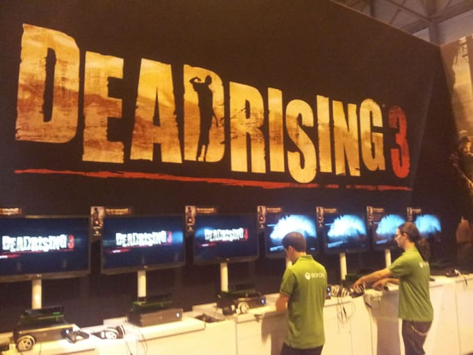 MGW Dead Rising 3 xbox one