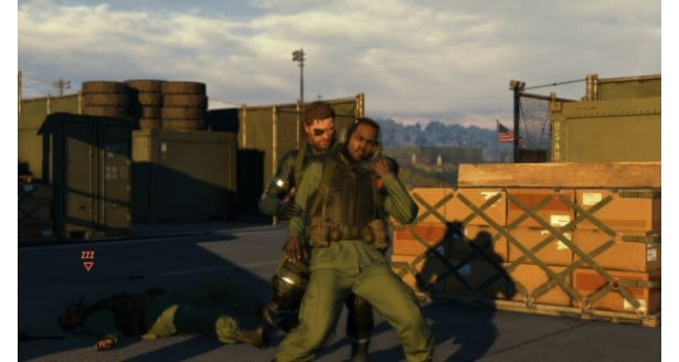 Metal Gear Solid Ground Zeroes 1