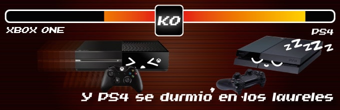 PS4 se durmio en los laureles
