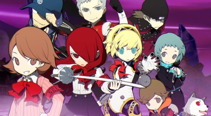 Persona Q Shadow of the Labyrinth Interior 1