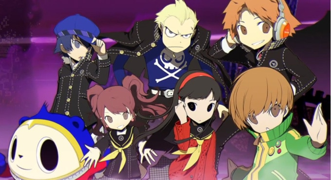 Persona Q Shadow of the Labyrinth Interior 2
