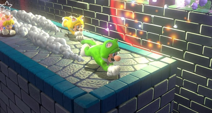 Super Mario 3d World Interior