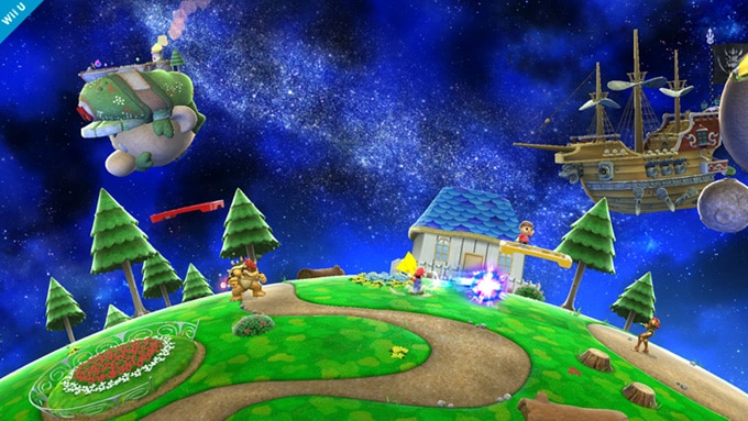 Super Smash Bros Screenshot 2