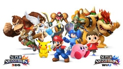 Super Smash Bros. Destacada