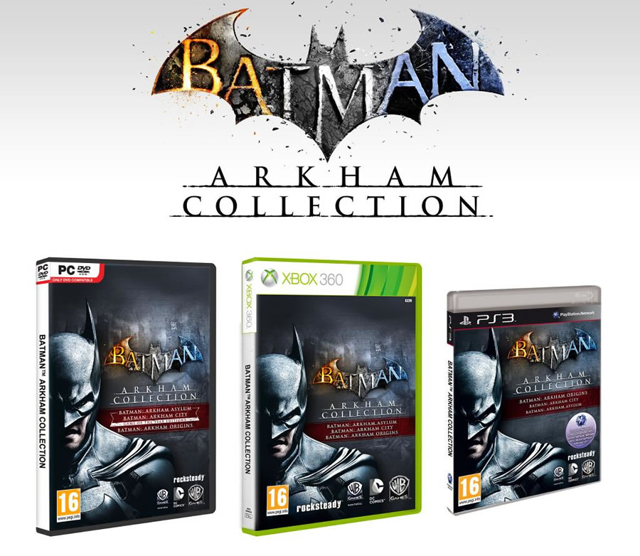 batman-arkham-collection