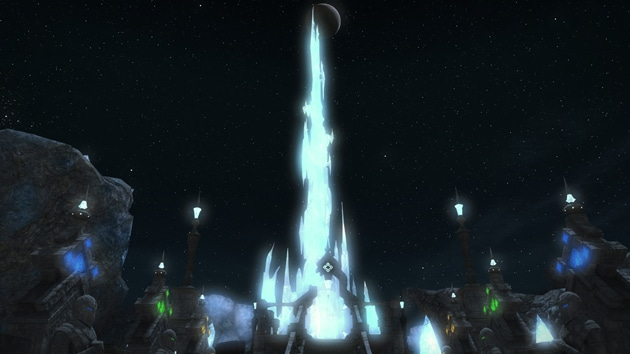 crystal tower ff xiv