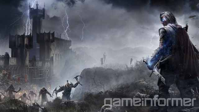 middle earth shadow mordor