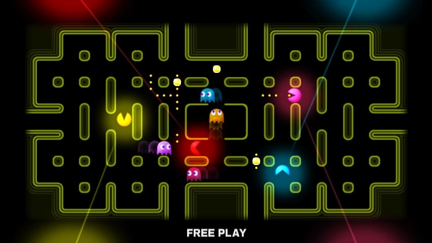 Pac-Man Battle Royale