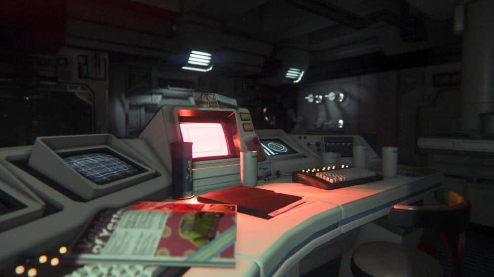 Leaked Images For Alien: Isolation Game! - Scified com