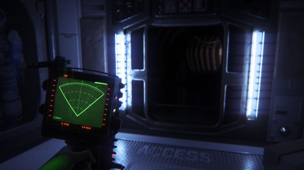 Aliens Isolation screenshot 4