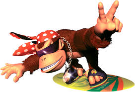 Funky Kong Surf