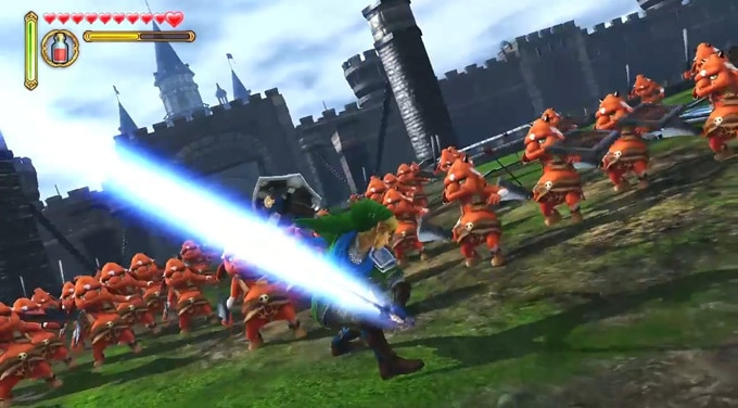 Hyrule Warriors 3