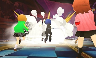 Persona Q Shadow of the Labyrinth 29