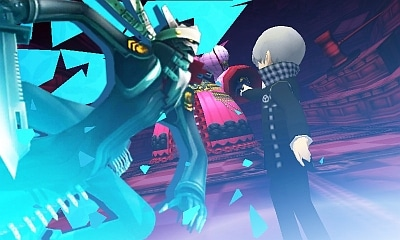 Persona Q Shadow of the Labyrinth 30