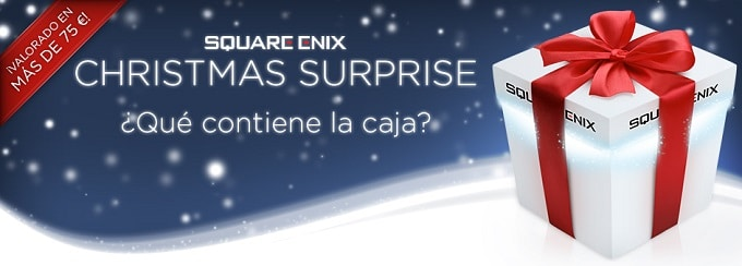 Square Enix Chirstmas Surprise