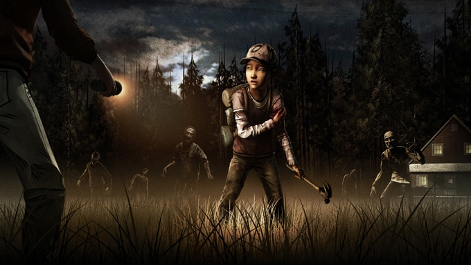The Walking Dead Season Two Interior
