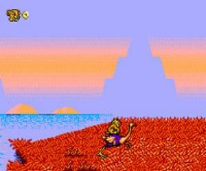 El Rey León - Master System