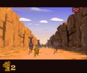 El Rey León - Super Nintendo