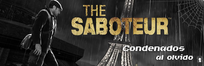 Condenados-the saboteur