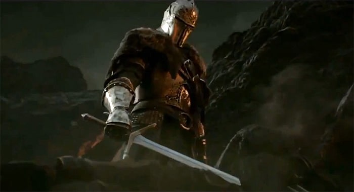 Trailer de Crown of the Sunken King, DLC de Dark Souls II