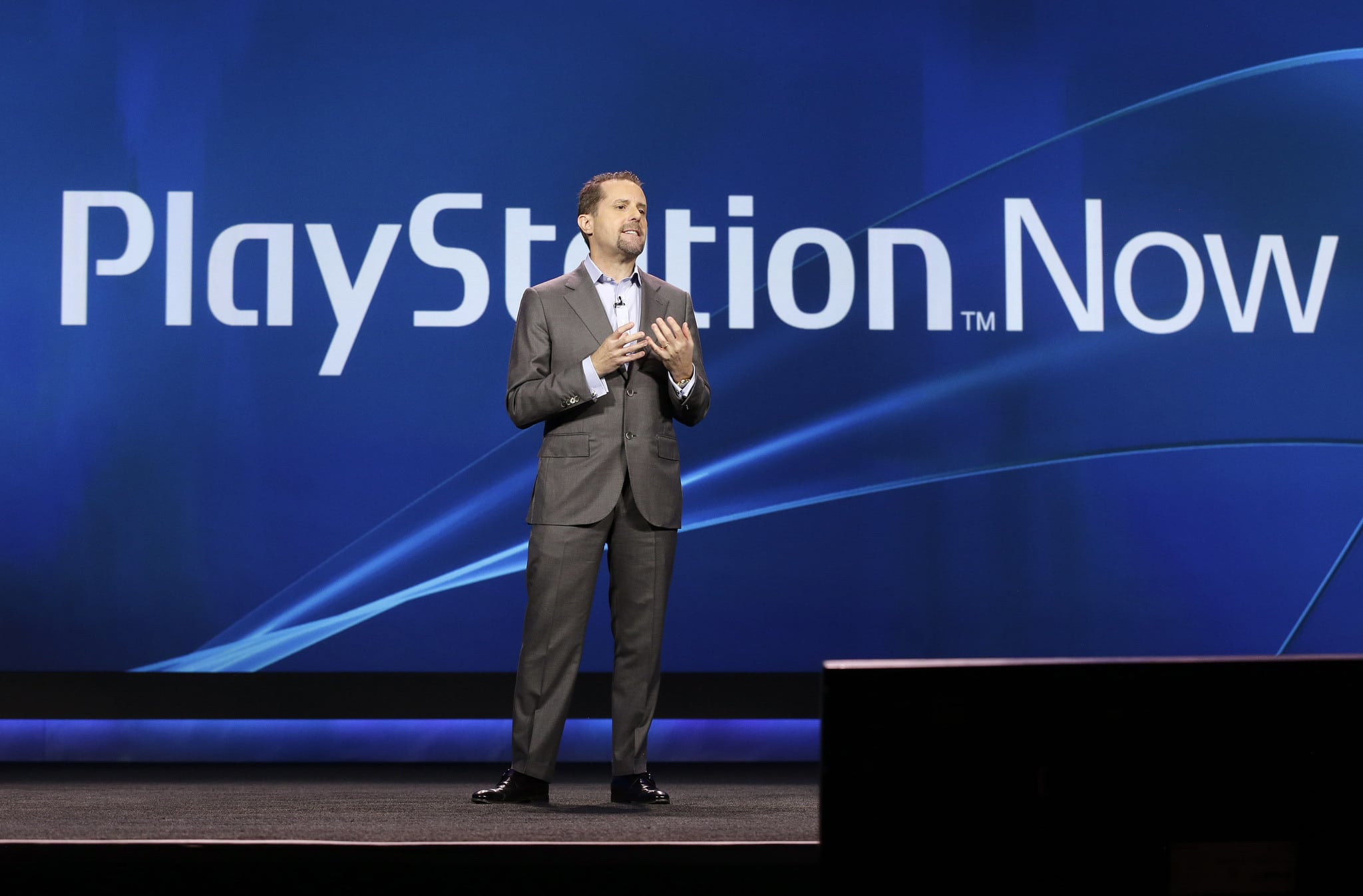 Andrew House, CES,