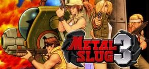 Lanzamiento de Metal Slug 3 en Steam en febrero