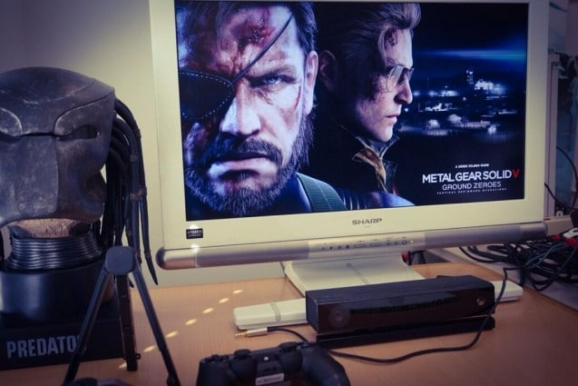 [06/03/14] Metal Gear le pone ojitos al PC – Guilty DIARIO 101