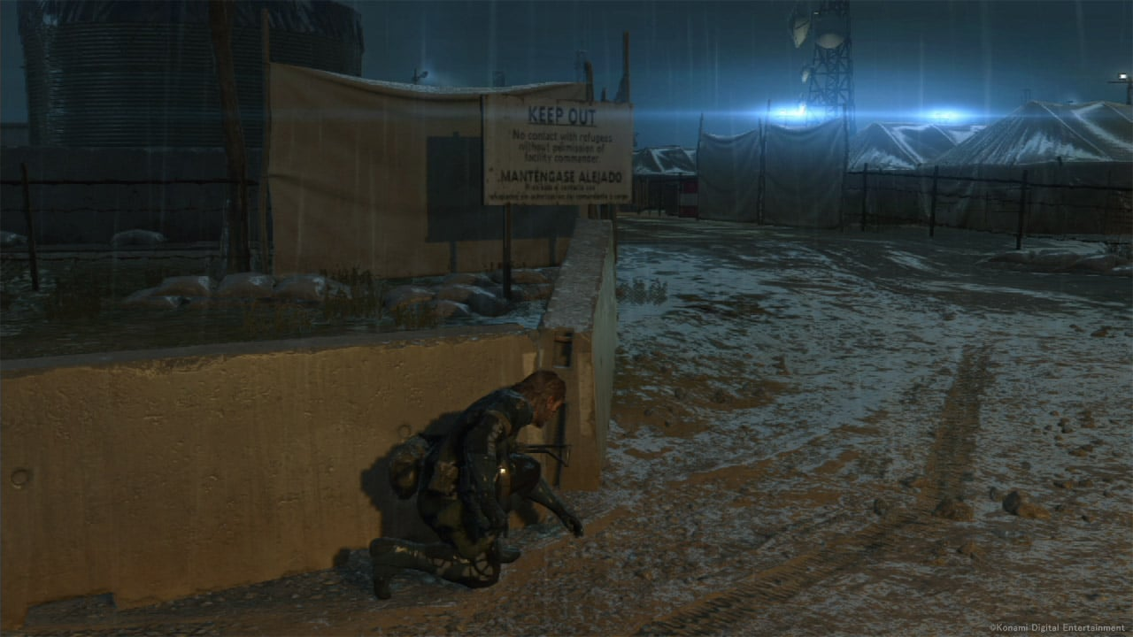 Ground Zeroes PS3