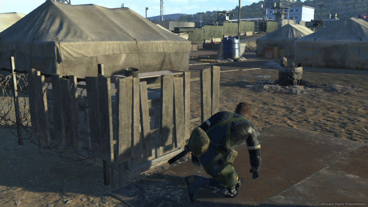 Ground Zeroes Xbox 360