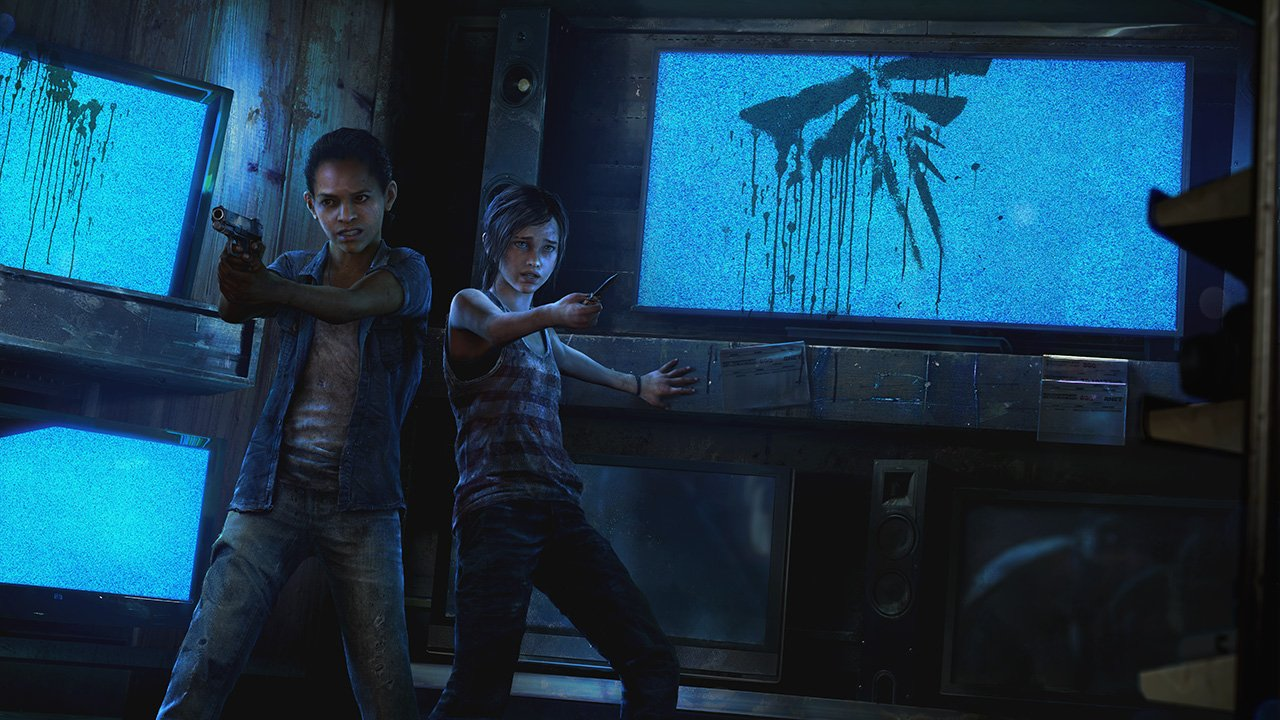 Vídeo del making of de The Last of Us: Left Behind