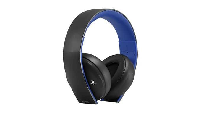 PlayStation 4 cascos