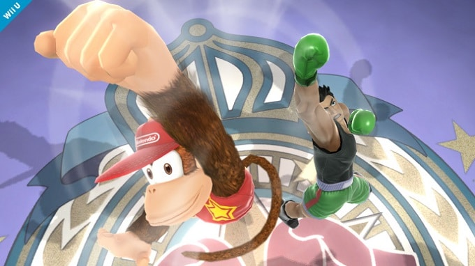 Super Smash Bros. Diddy Kong