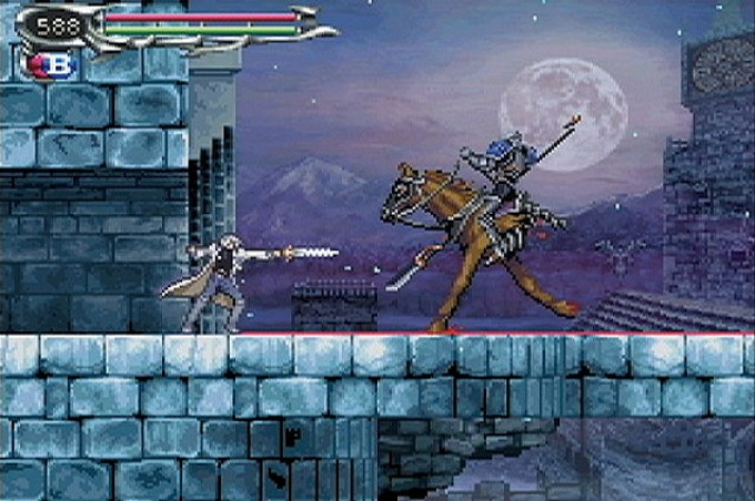 Castlevania Dawn of Sorrow GuiltyBit